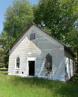 paulas lovely little church