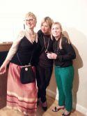 Jill, Leigh Anne and Holly