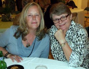 Nancy and Brenda