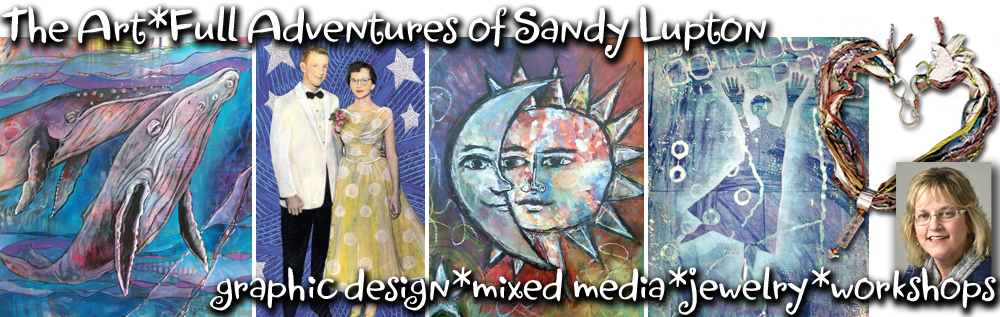 Sandy Lupton Art & Workshops